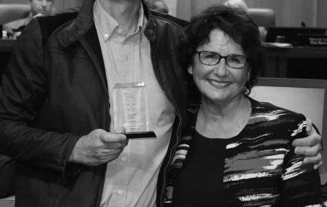 Mr. Farley Wins Mayor's Award