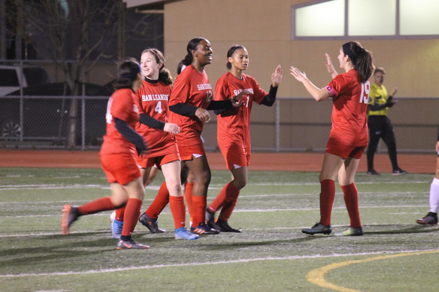 End of Season Round-up: Girls Soccer